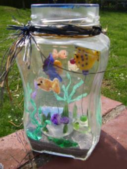 Decoration Aquarium Marker