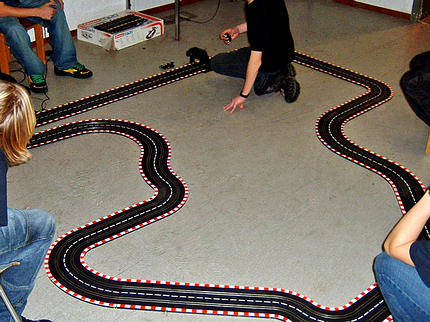 Racetracks - Carrera race