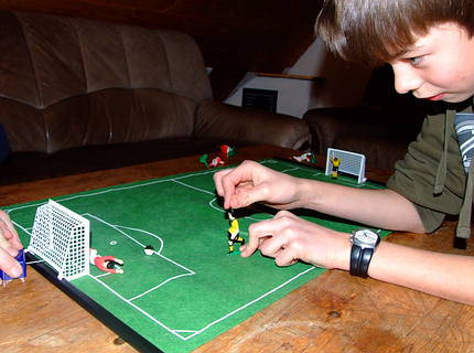 Tipp-Kick - the all-time classic of all table soccer games