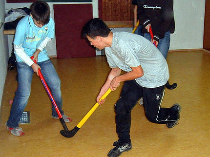 Indoor Hockey Tournament