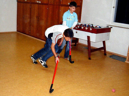 Indoor Hockey-Sticks