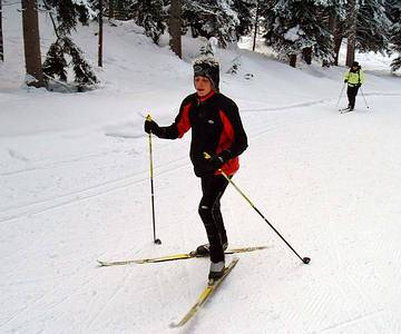 Cross-country skiing: skaten or classic?